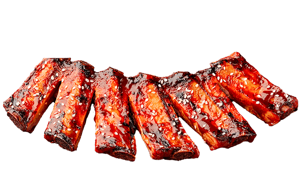 Изображение Ребрышки BBQ